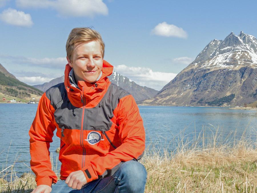 Martin Lillehagen Hanssen. Foto: Thomas Pindard / NPF