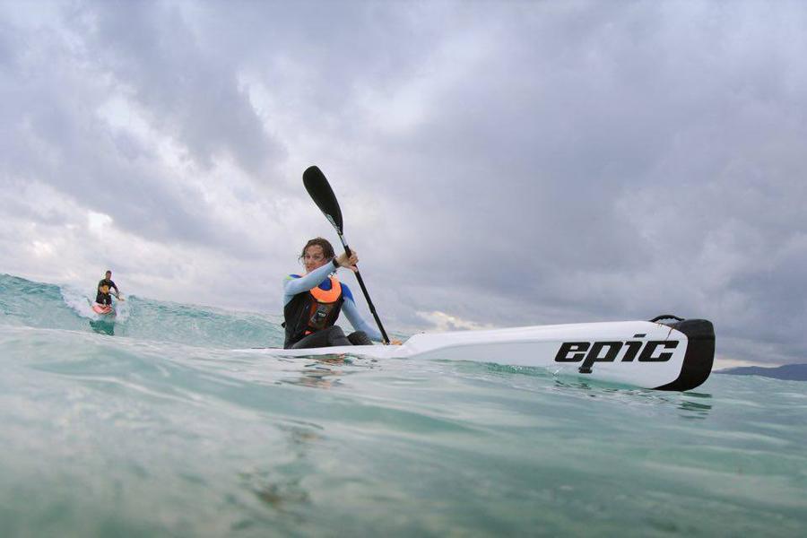 NC og NM for Surfski. Foto: Lucas Tozzi