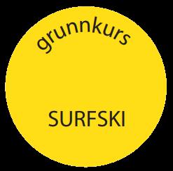 grunnkurs surfski