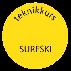 teknikkurs surfski