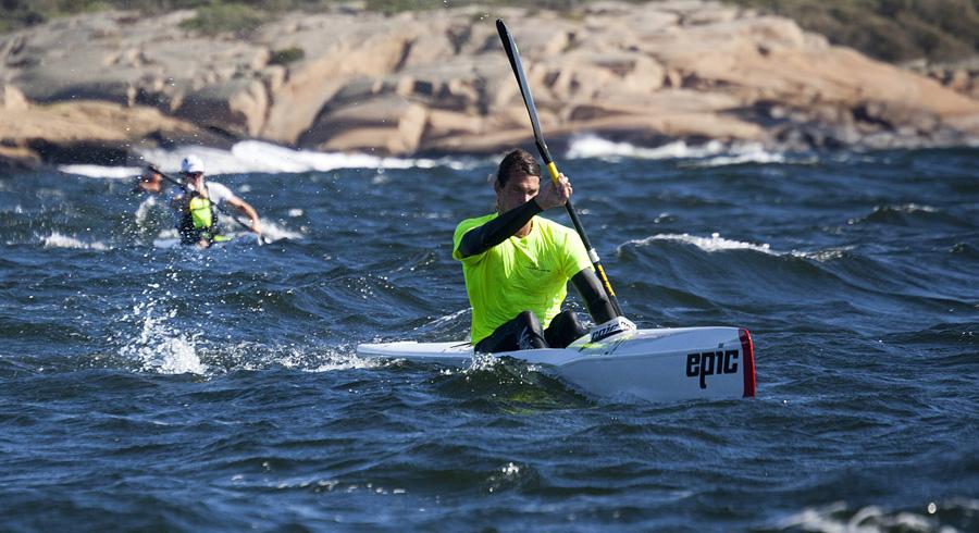 NM Surfski. Foto: Christin Aronsen